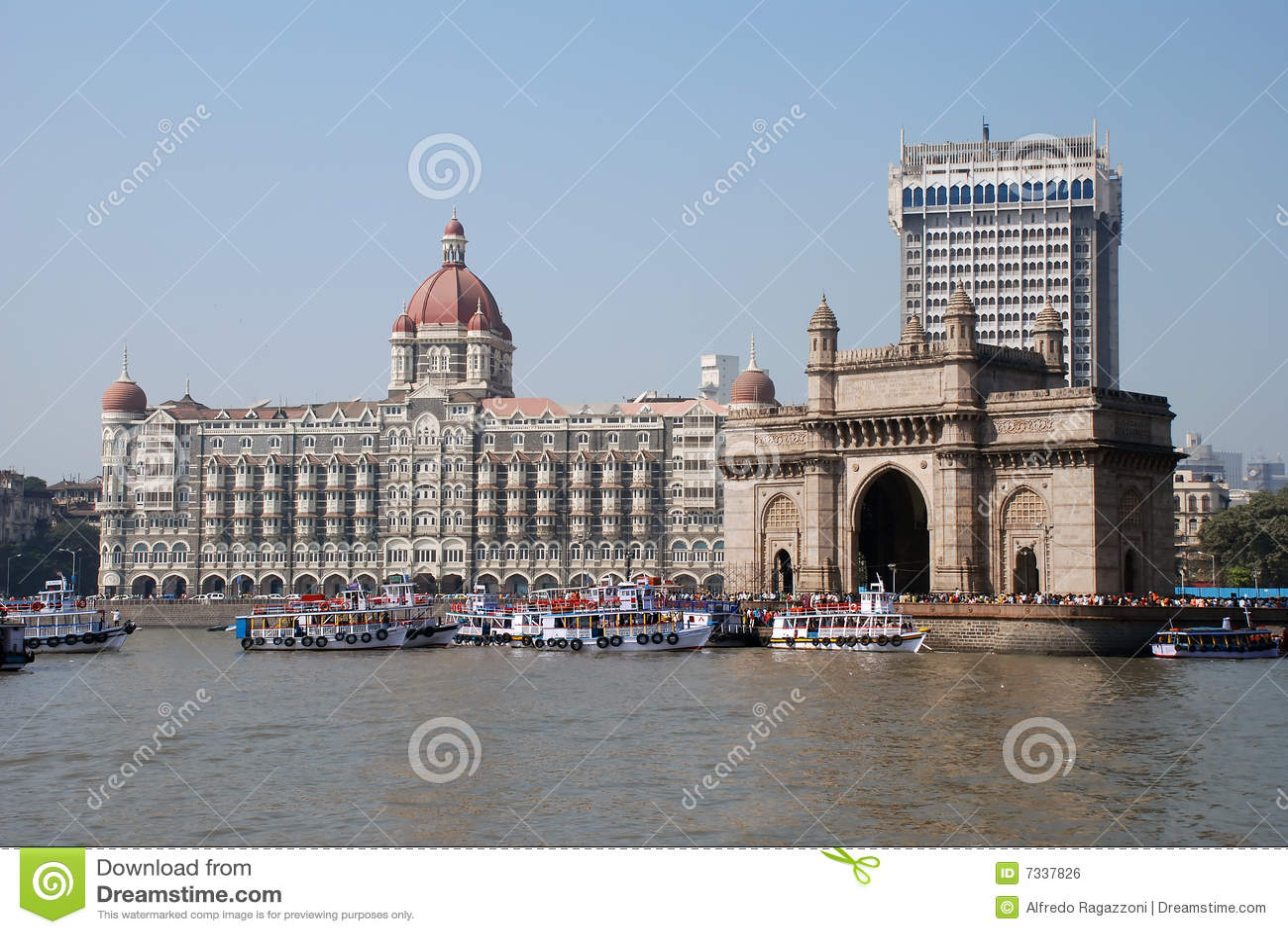 Gateway van India