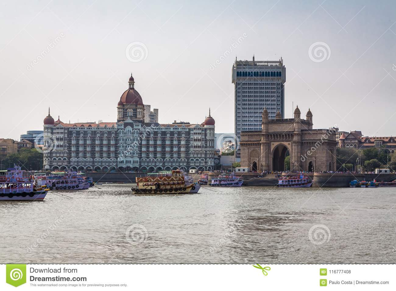 Gateway van India in Mumbai