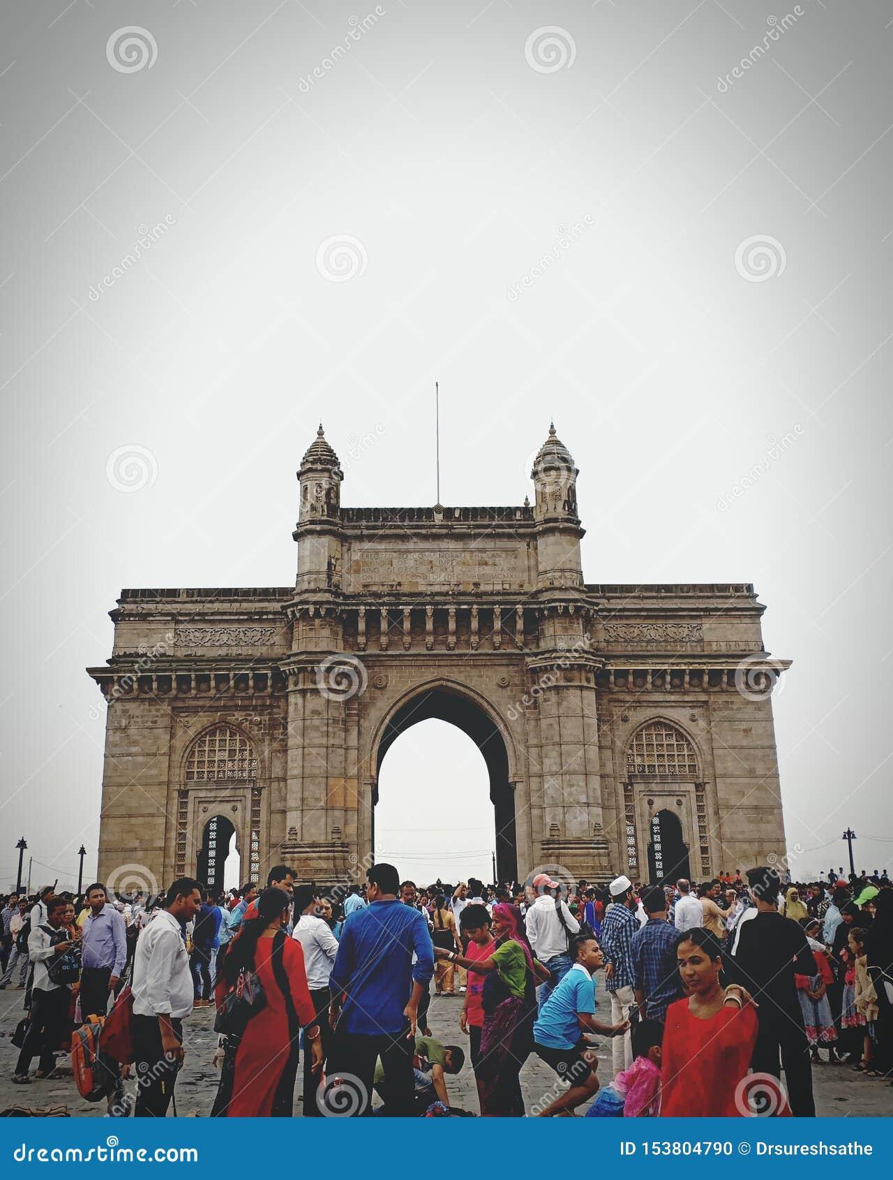 Gateway van India, Mumbai