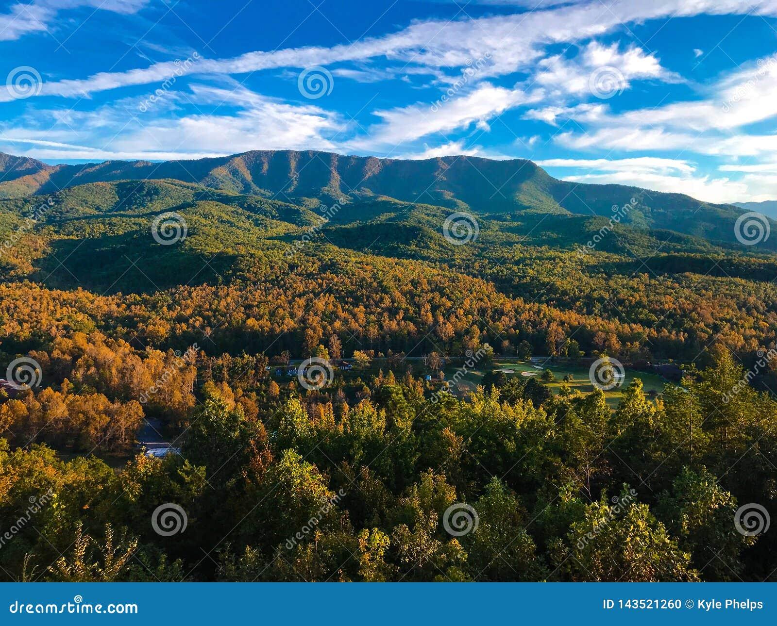 Gatlinburg Mountain View