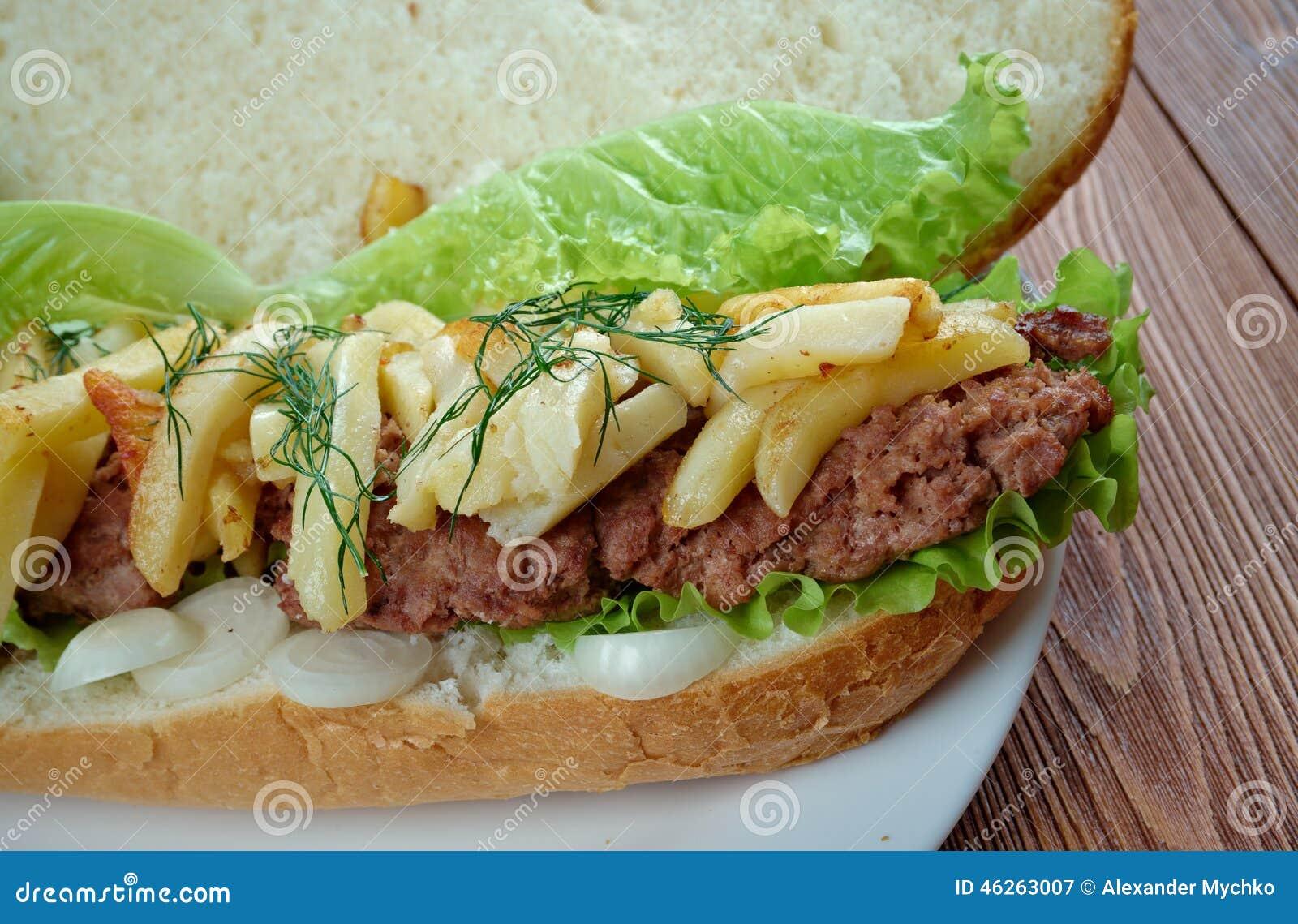 Gatsby sandwich best sandwich 2017 for Golden fish chicken milwaukee wi