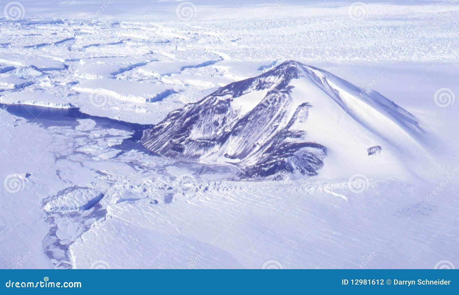 Gaussberg Антарктики