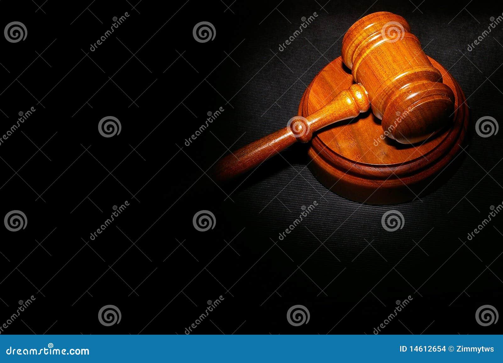 Gavel νομικό
