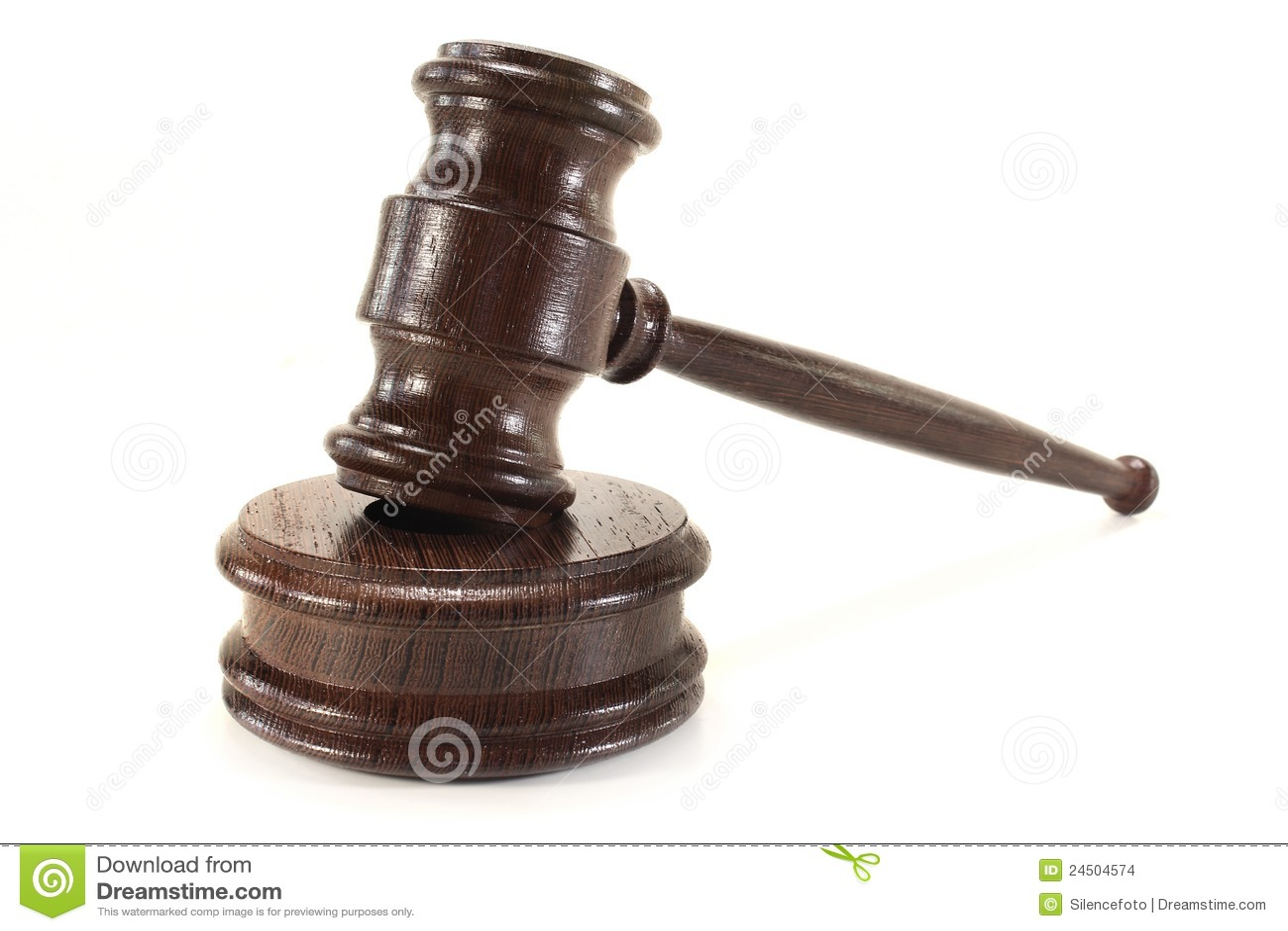 Gavel do juiz