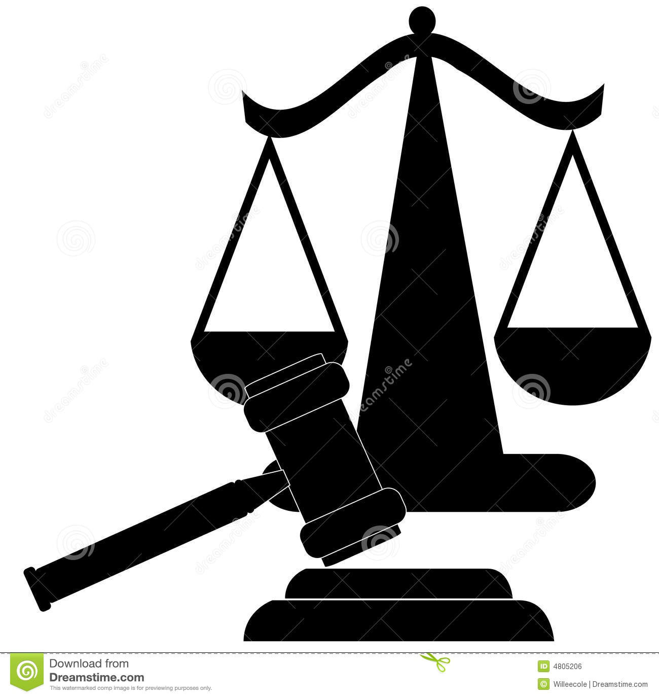 Gavel And Scales Clipart Gavel and scal