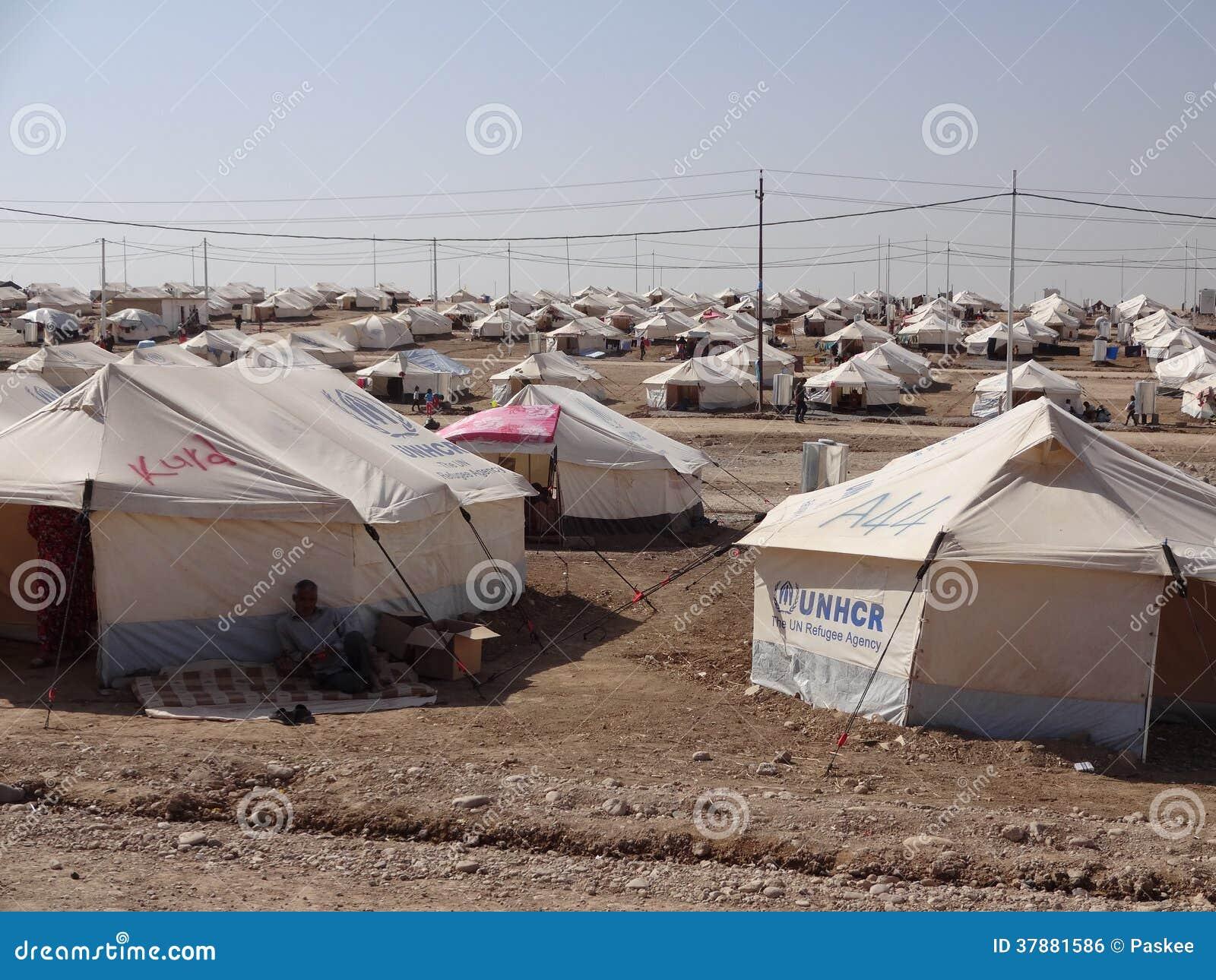 Gawilah läger
