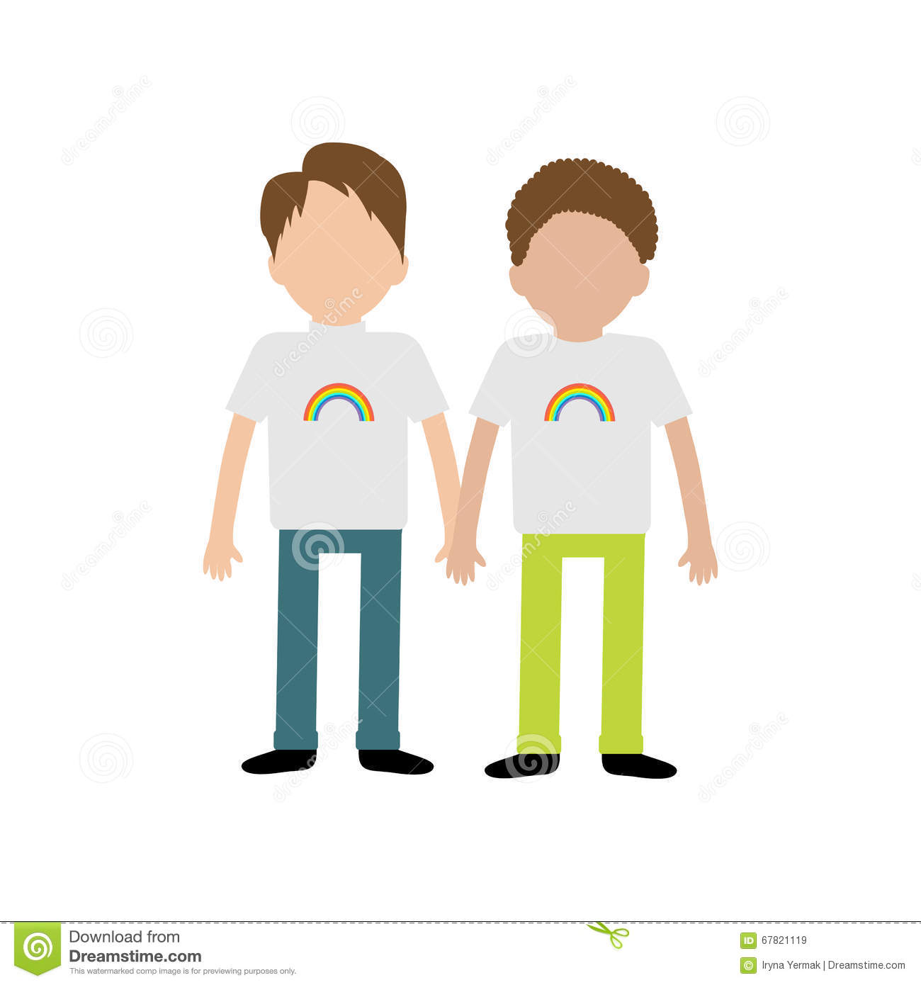 Couple shirt design download - Boy Couple Holding Hands Rainbow On Shirt Greeting Card Lgbt