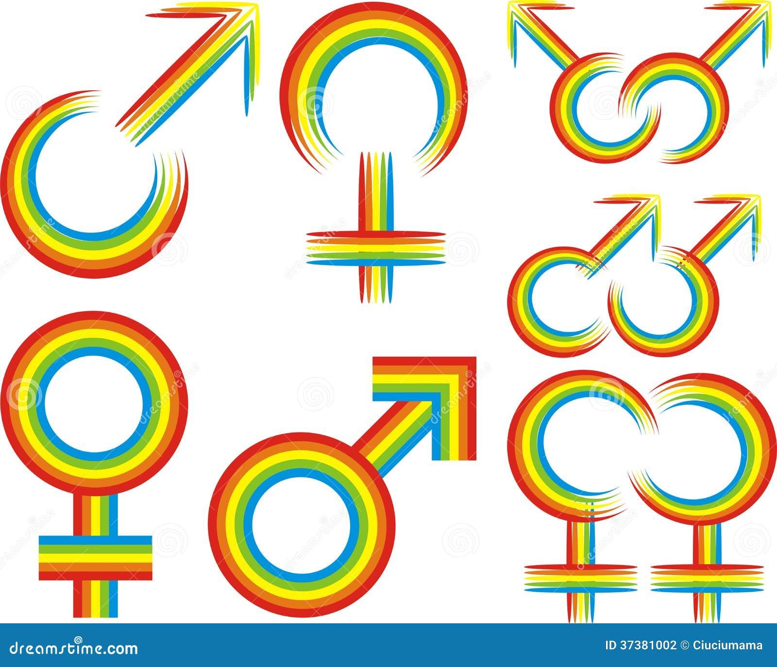 Gay or lesbian symbol stock vector illustration of tolerance gay or lesbian symbol buycottarizona