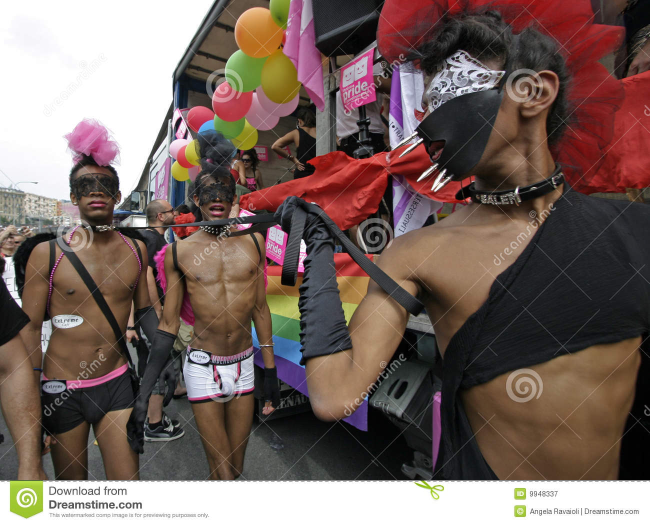 Gay black pride 2009