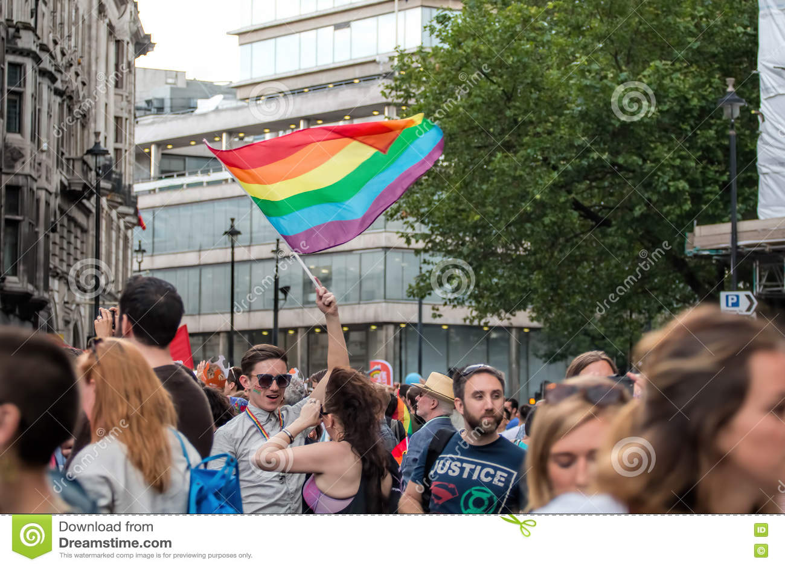 gay pride movement