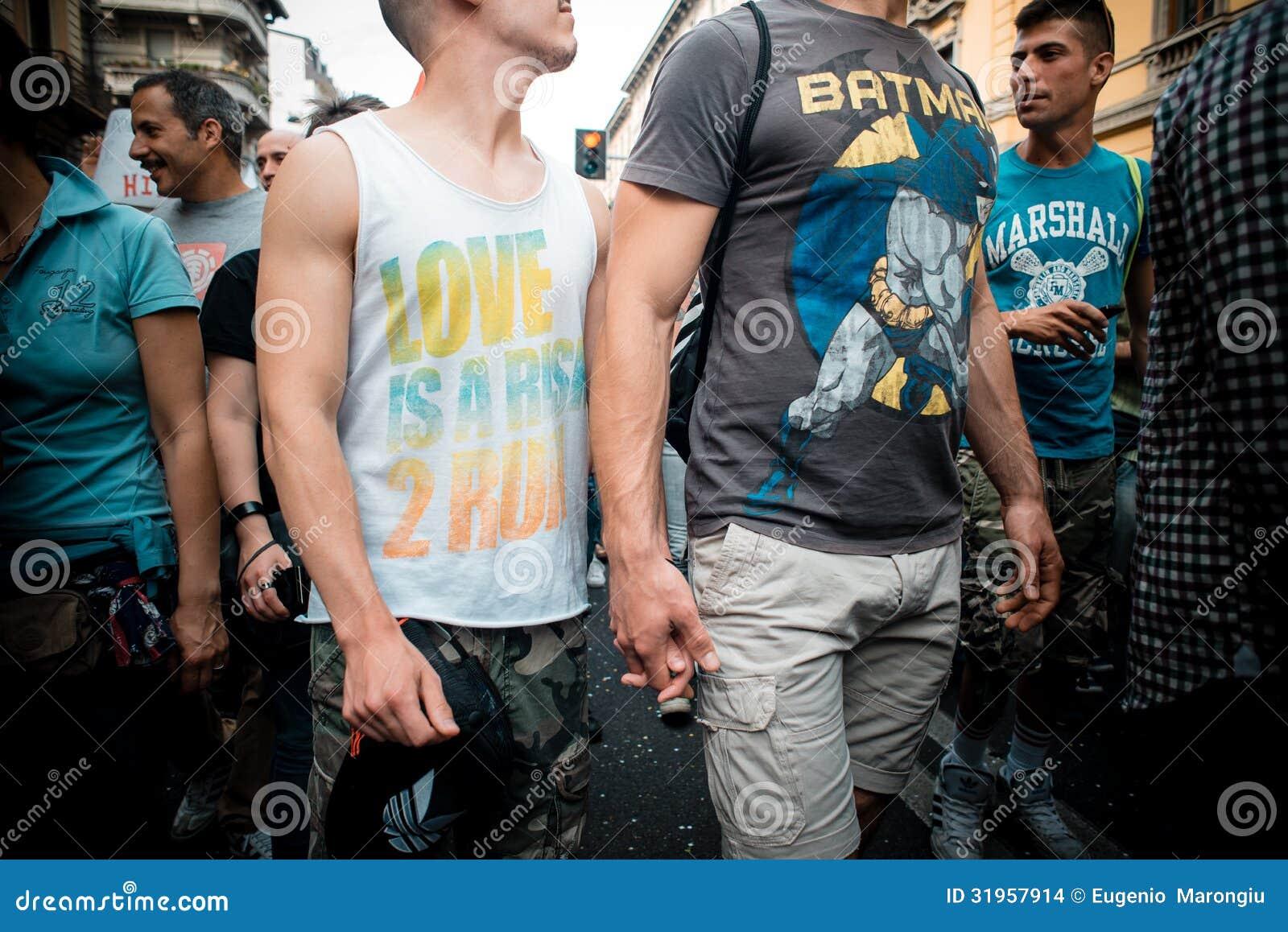 gay milan italy