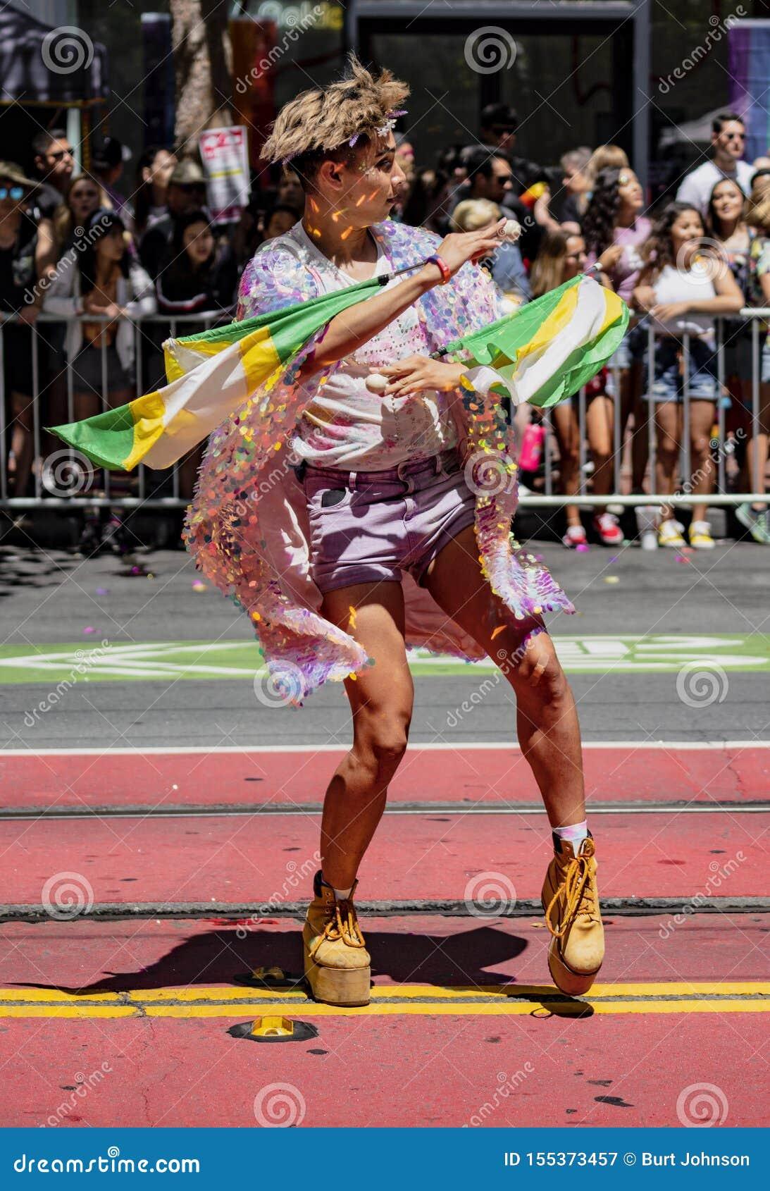 Gay Pride Parade In San Francisco Brady Campaign Marches