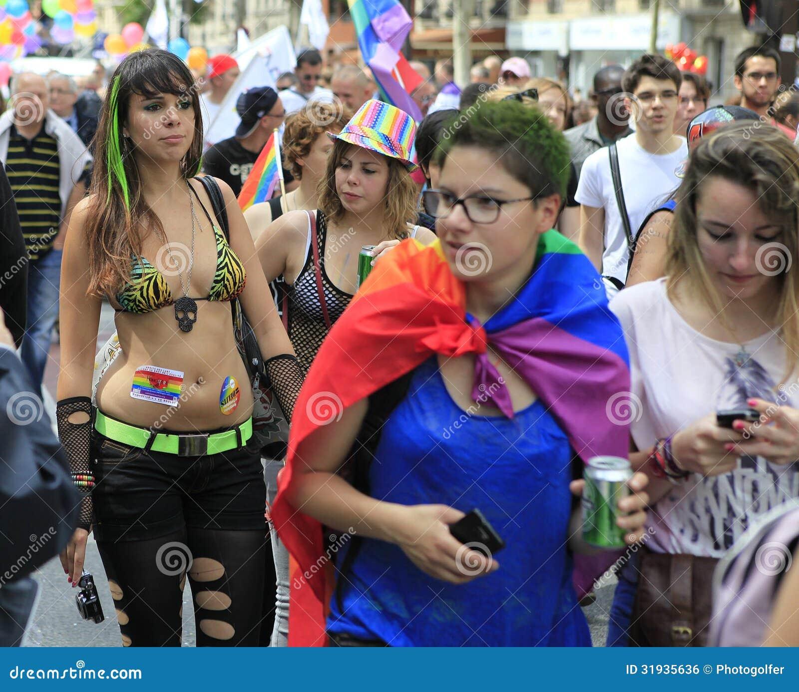la France gaude gay