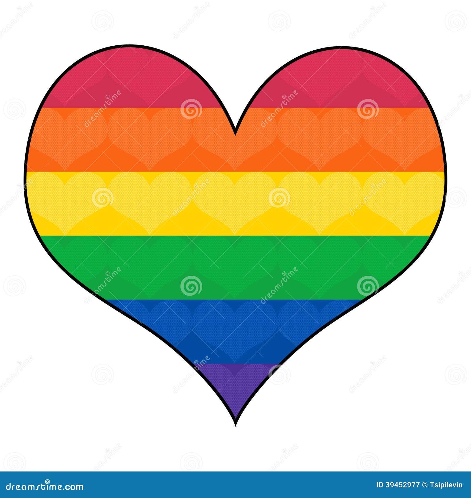 from Hugh colors gay rainbow
