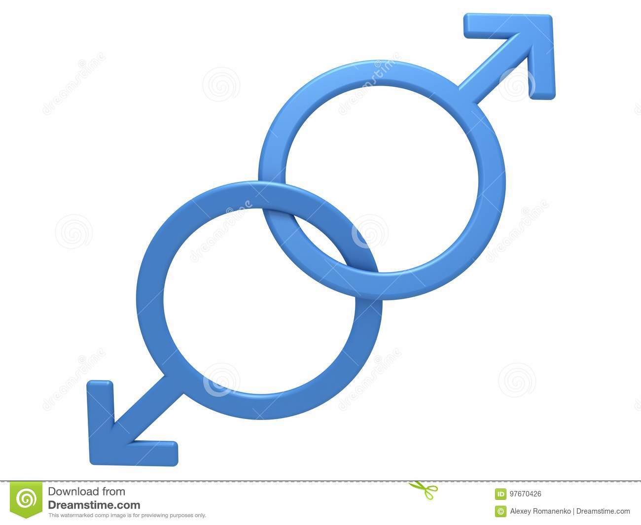Gay Symbol Stock Illustration Illustration Of Unity 97670426