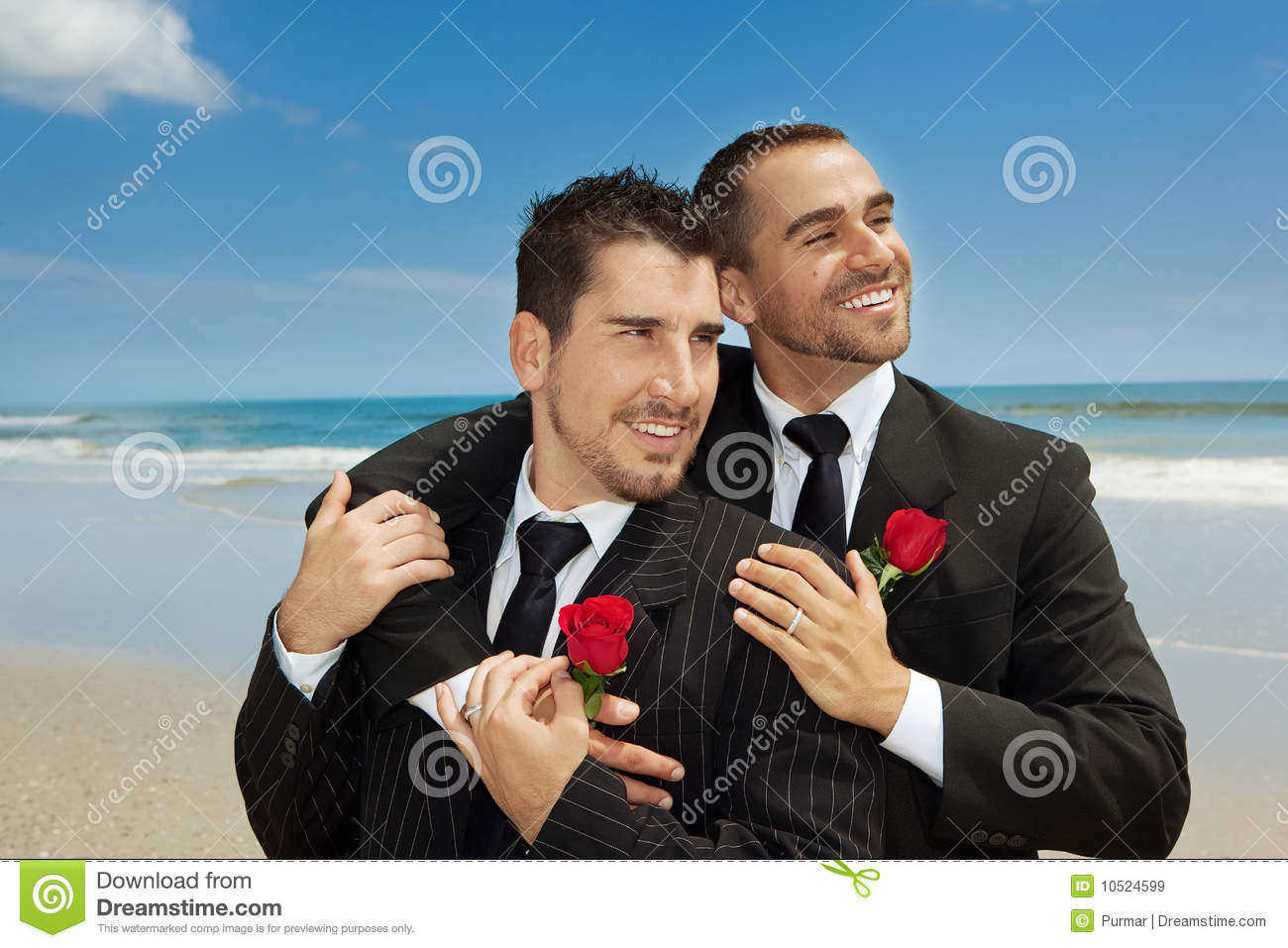 gay men in union suits