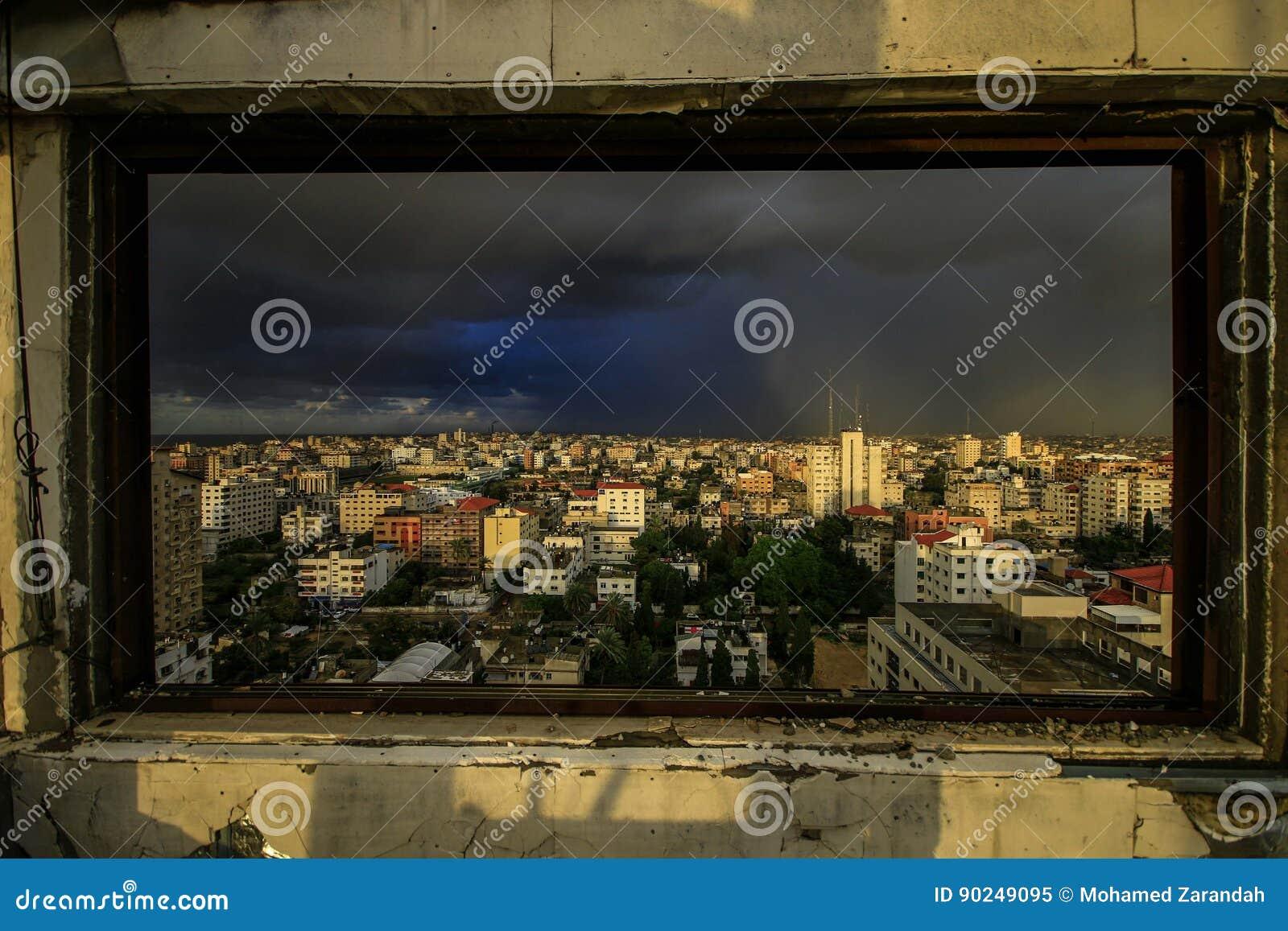 Gaza stad
