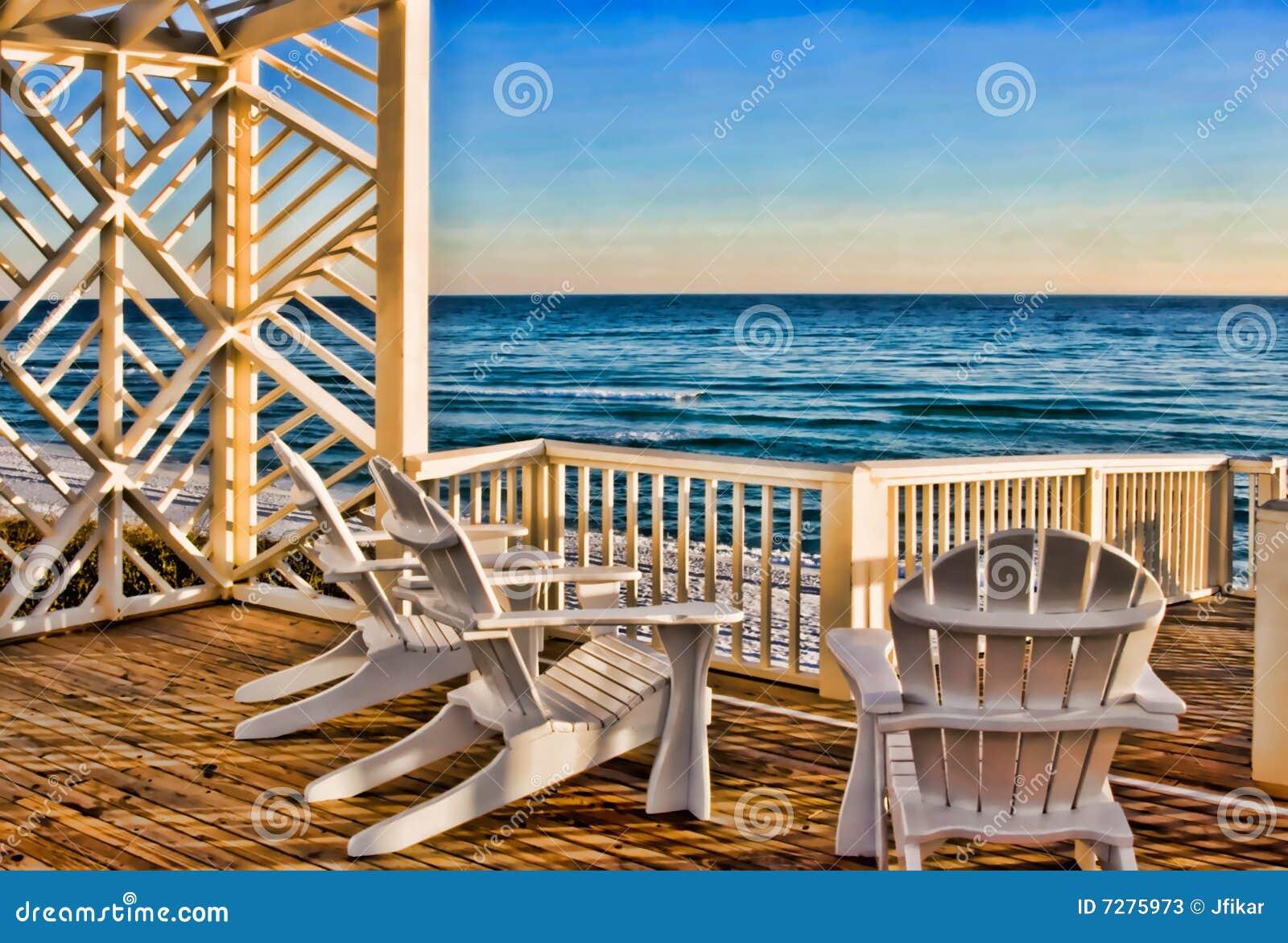 Gazebo de la playa