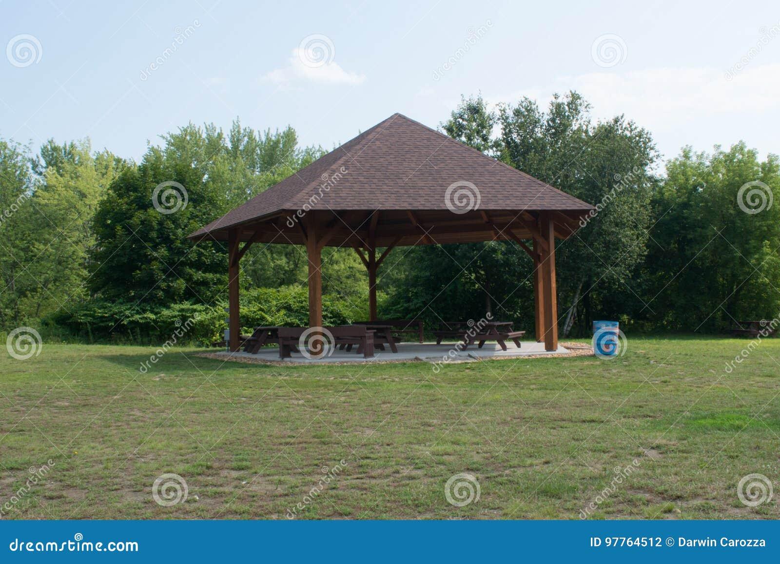 Gazebo del parco