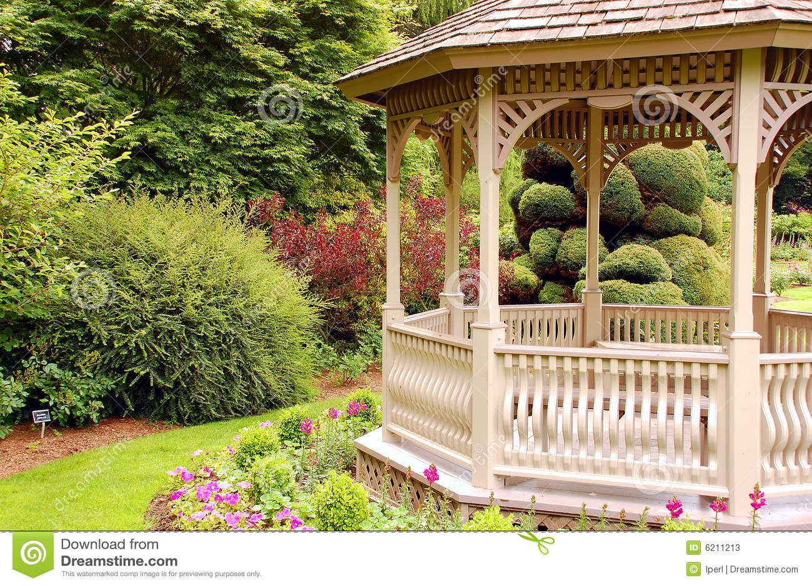 gazebo jardim madeira:Wooden Garden Gazebo