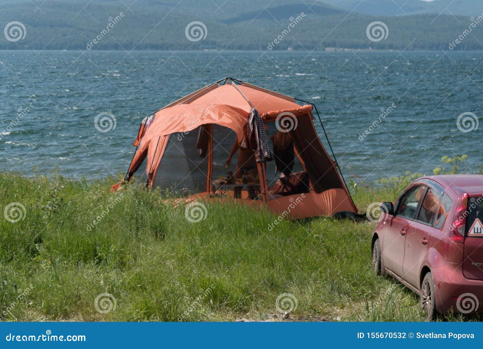 Crimson Lake Camping