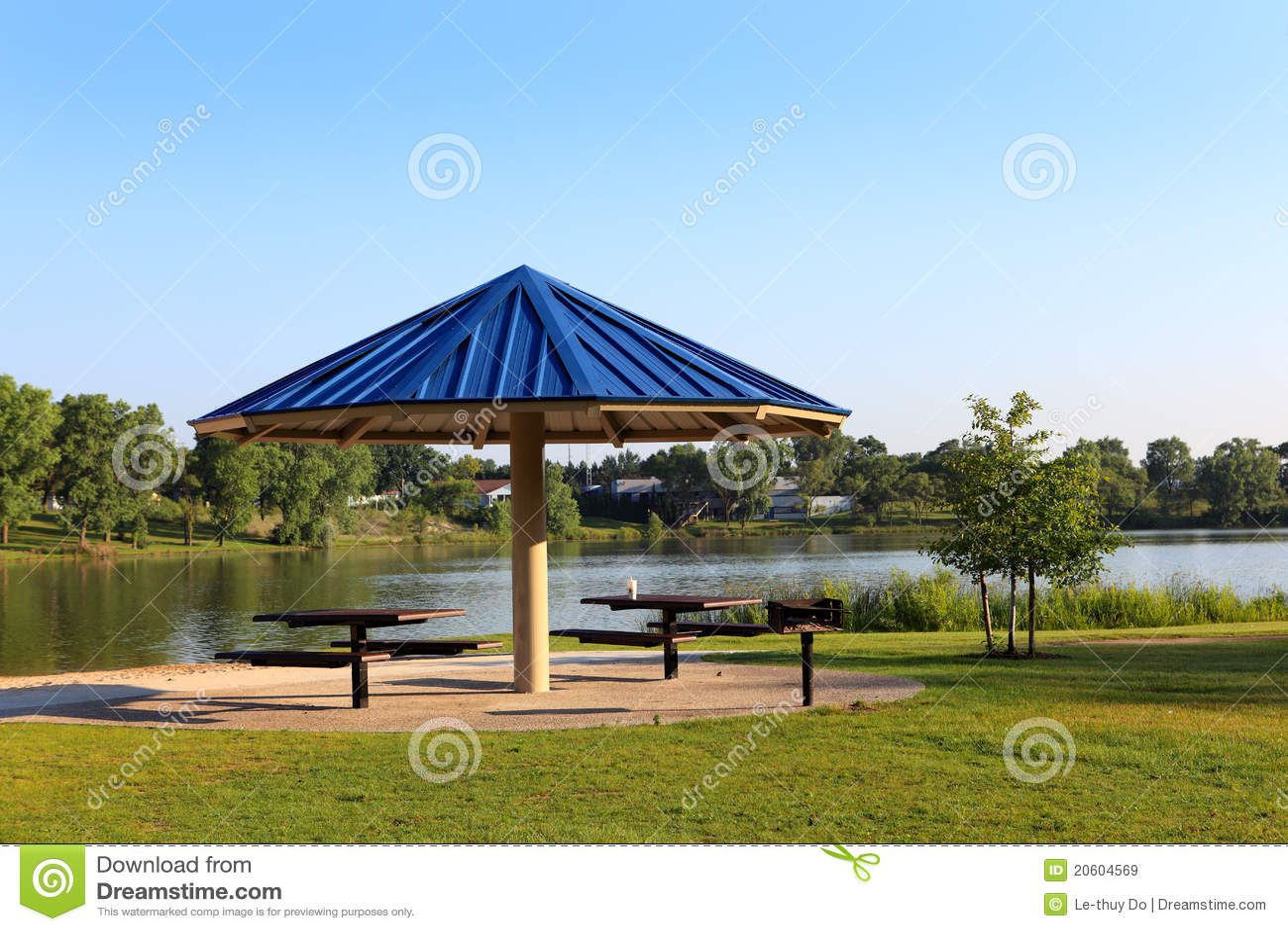 Gazebo Umbrella