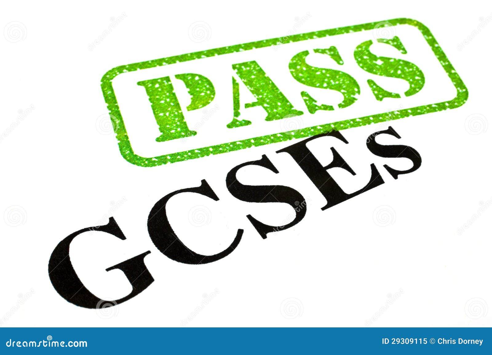 GCSEs PASSED