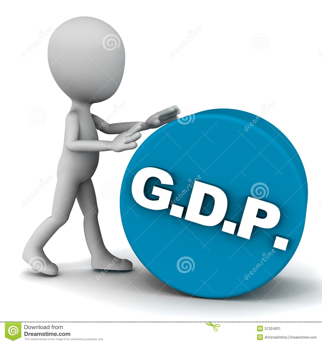 Gdp Stock Image Image 31324931