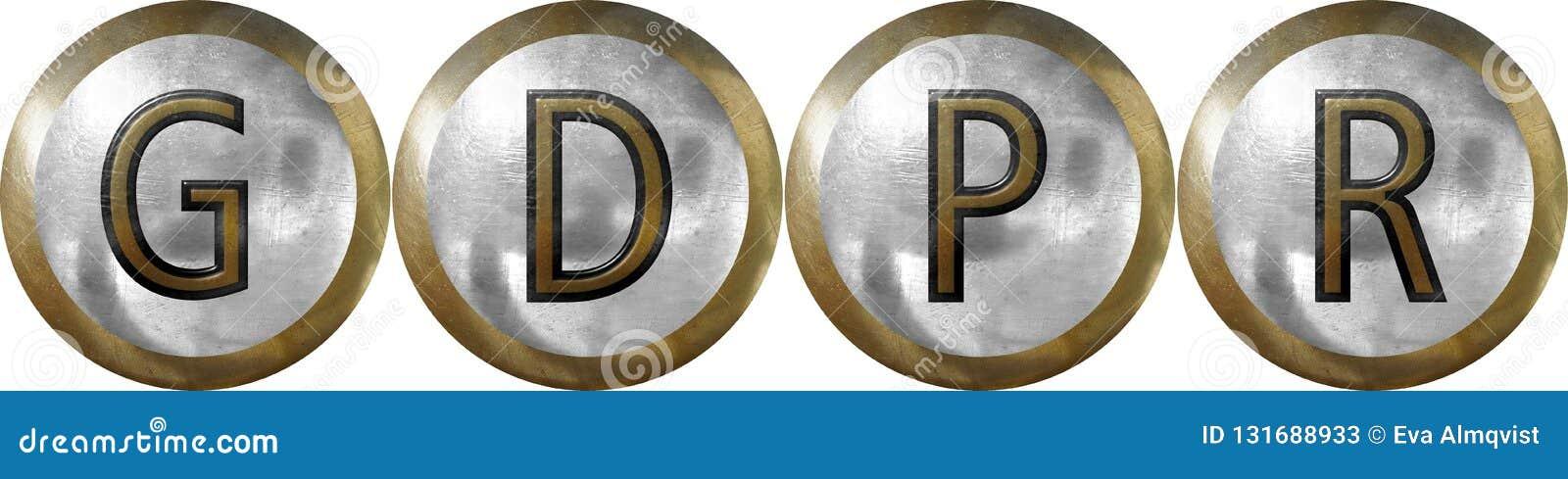 GDPR, Algemene Gegevensbeschermingverordening