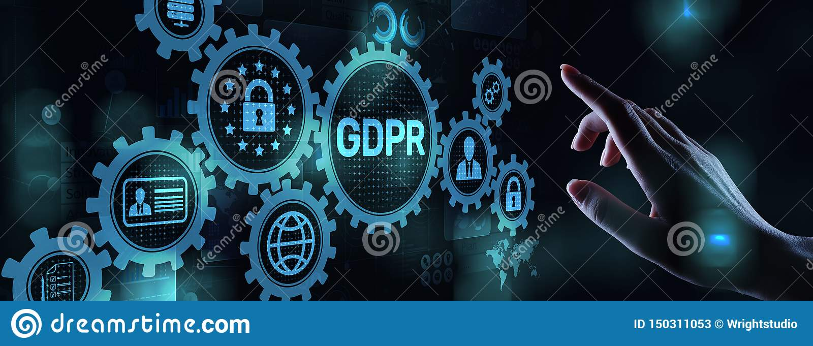 GDPR ochrona danych prawa Cyber ochrony Przepisowa Europejska zgodno??