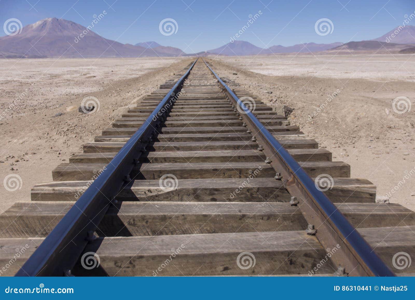 Gdzie linia kolejowa