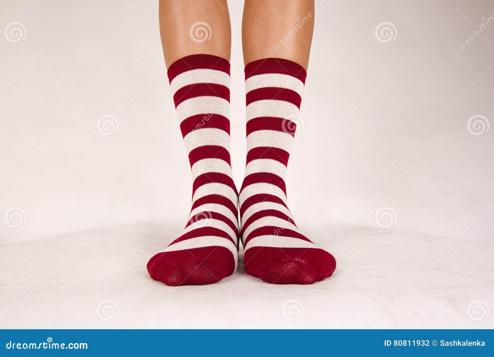 Geïsoleerd paar sokken