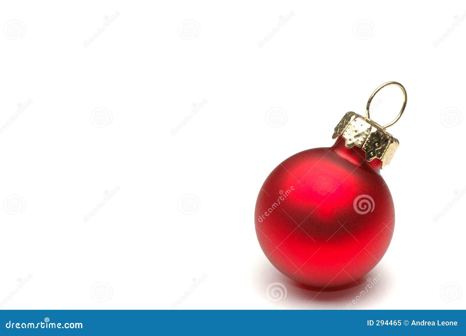 Geïsoleerde de Decoratie van Kerstmis
