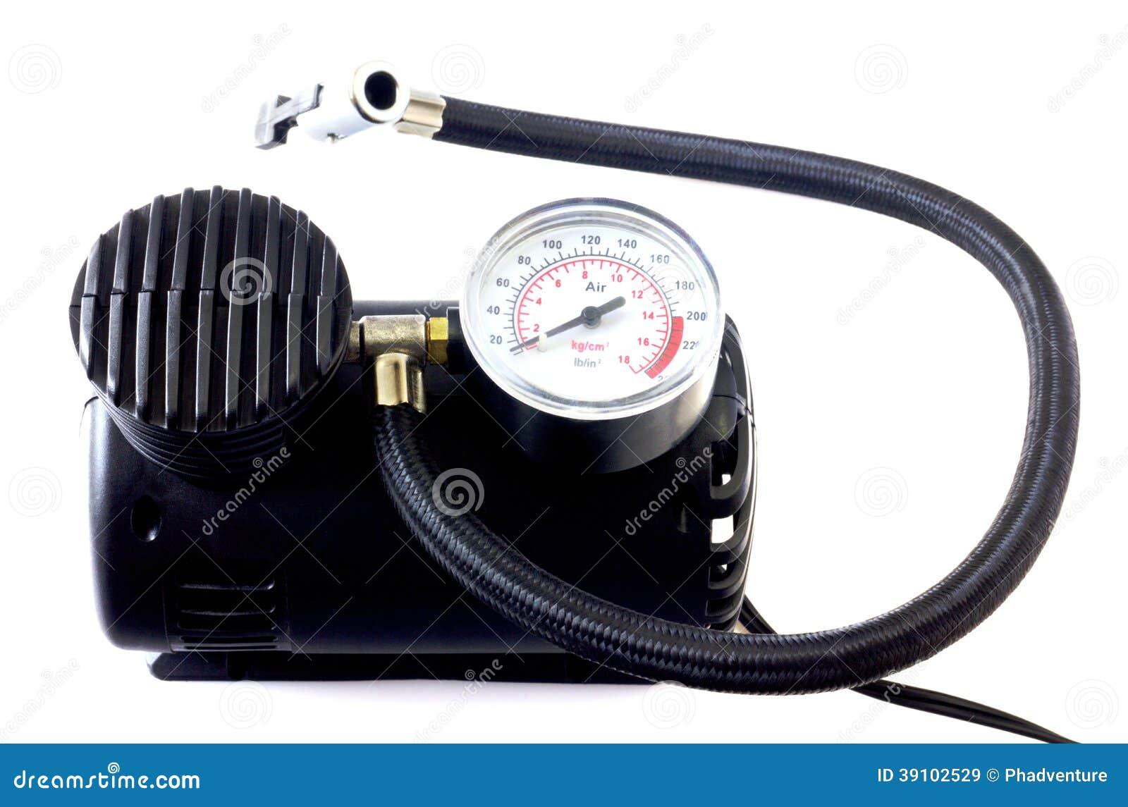 Geïsoleerde luchtcompressor