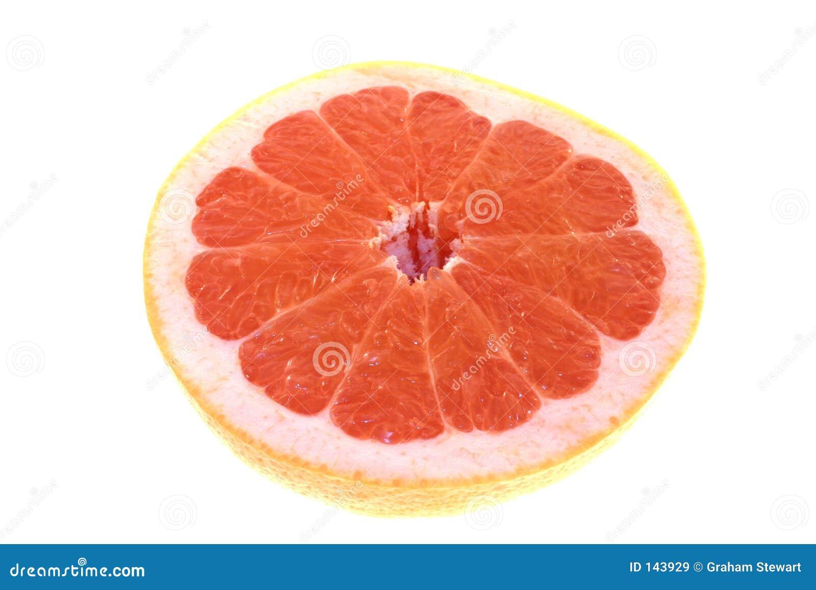Geïsoleerden Roze Grapefruit