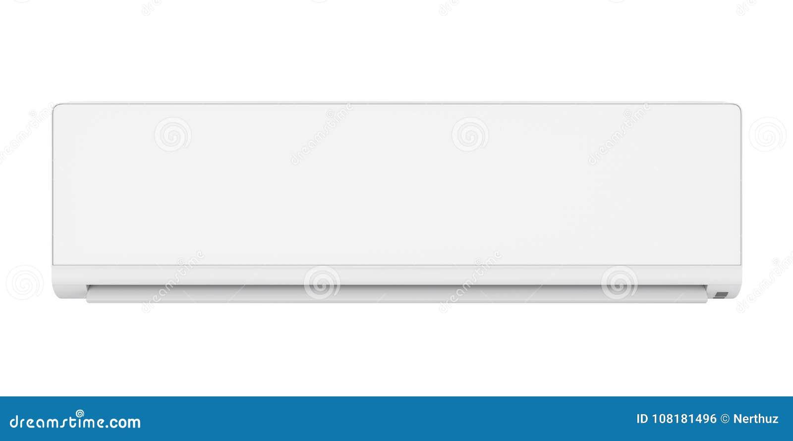 Geïsoleerder airconditioner