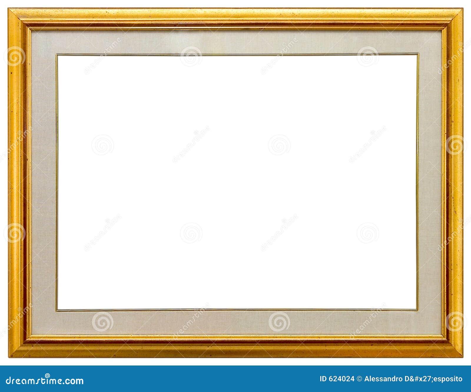 Geïsoleerds frame