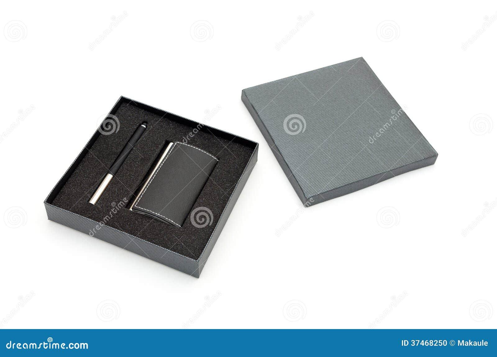 Geöffneter Kasten