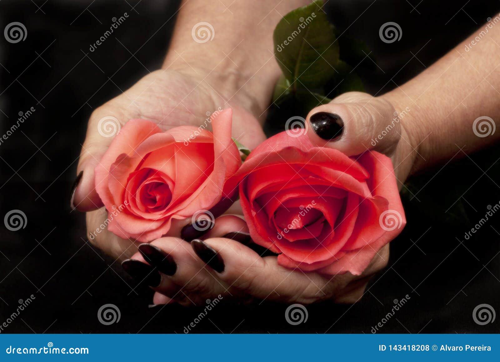 Ge några blommor precis för dig