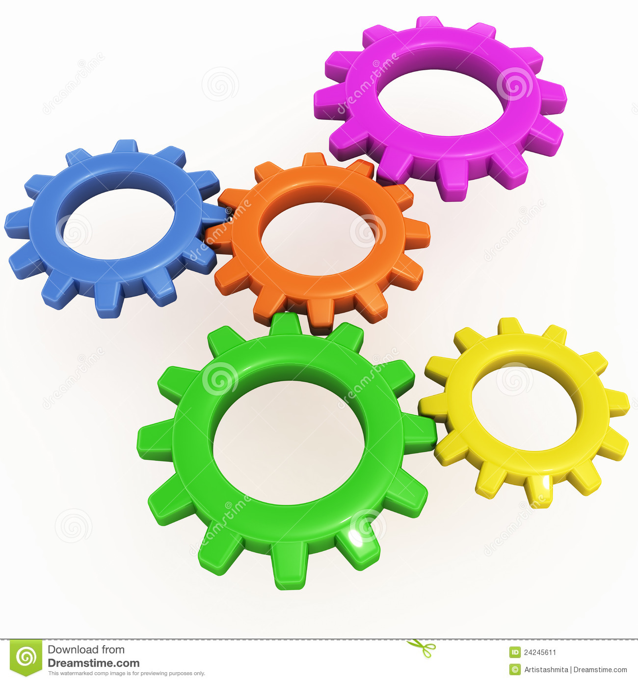 gear cogs machinery stock image image 24245611 free teamwork clipart animated Teamwork Motivational Clip Art