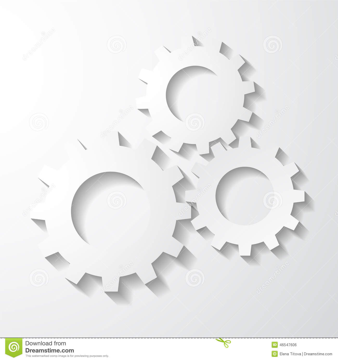 Gear icon stock vector. Illustration of power, motion ...