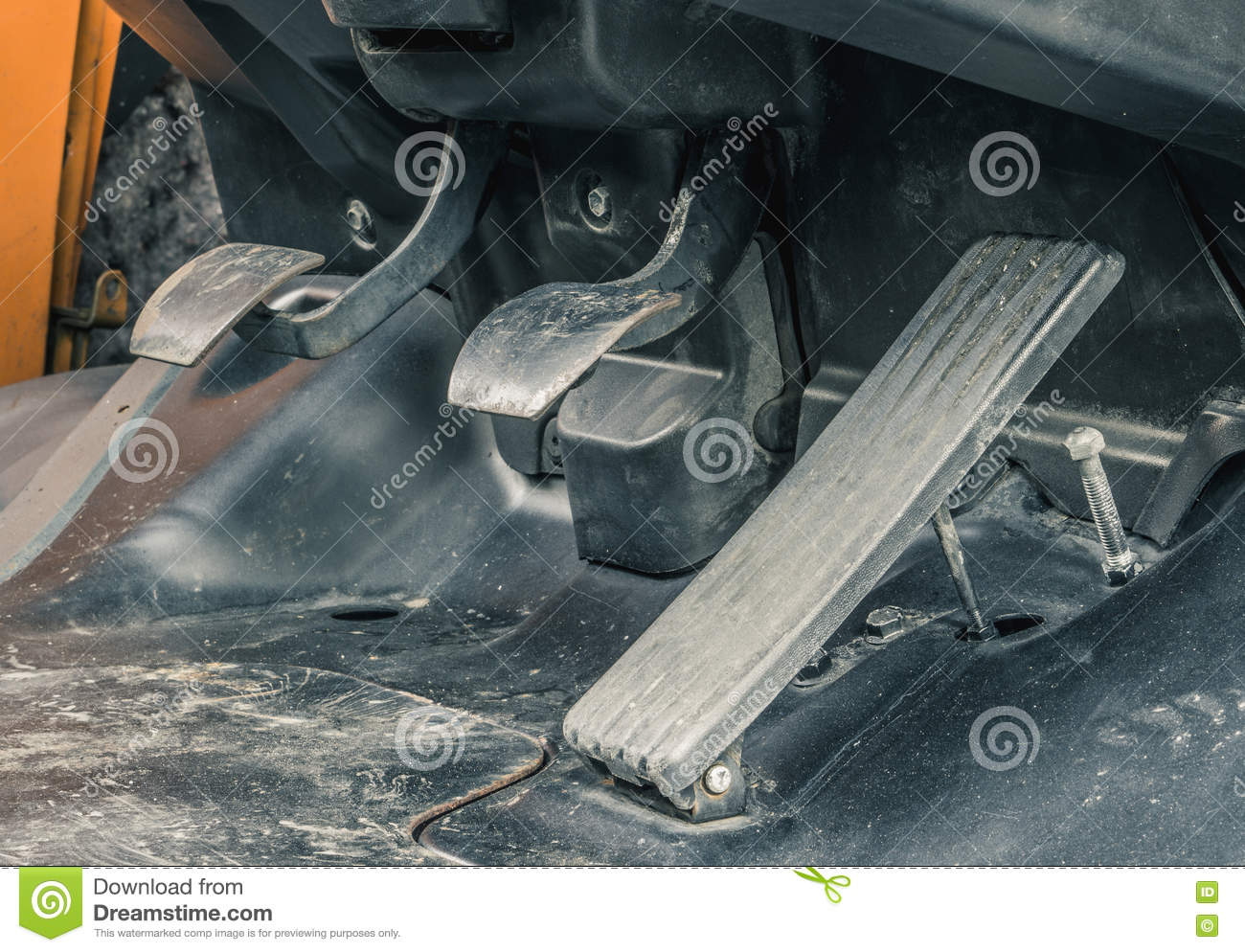 Gear shifter pedal of manual transmission
