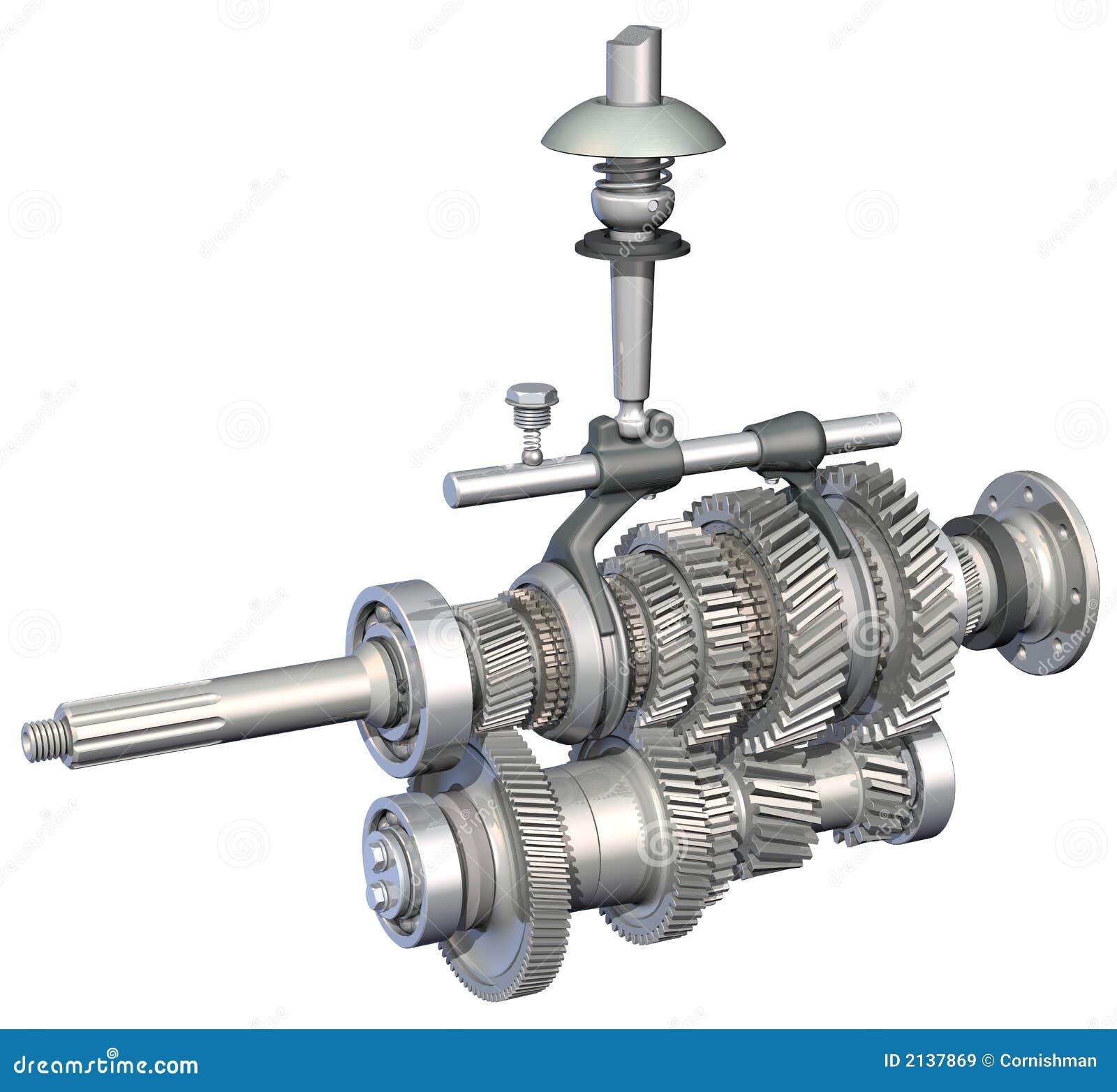 gearbox stock illustration illustration of mechanical 2137869. Black Bedroom Furniture Sets. Home Design Ideas