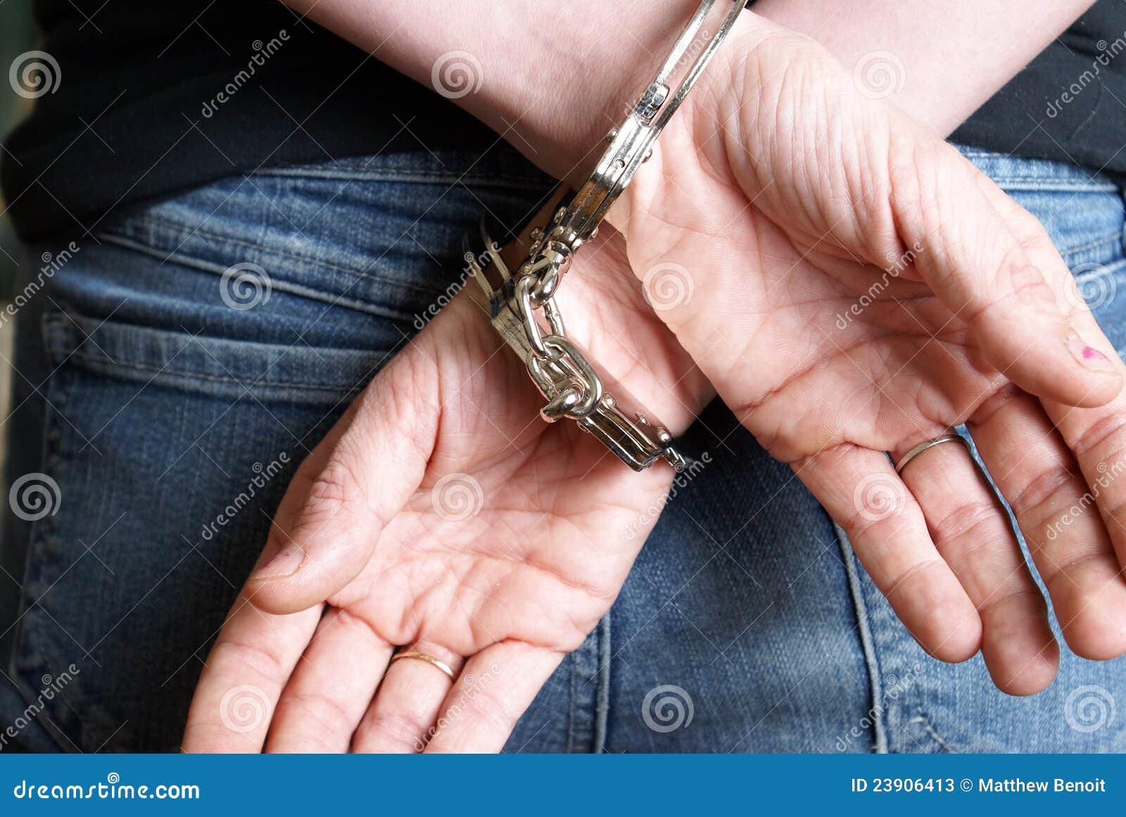 Gearresteerd