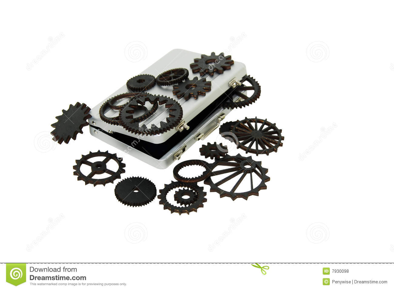 The gears of business