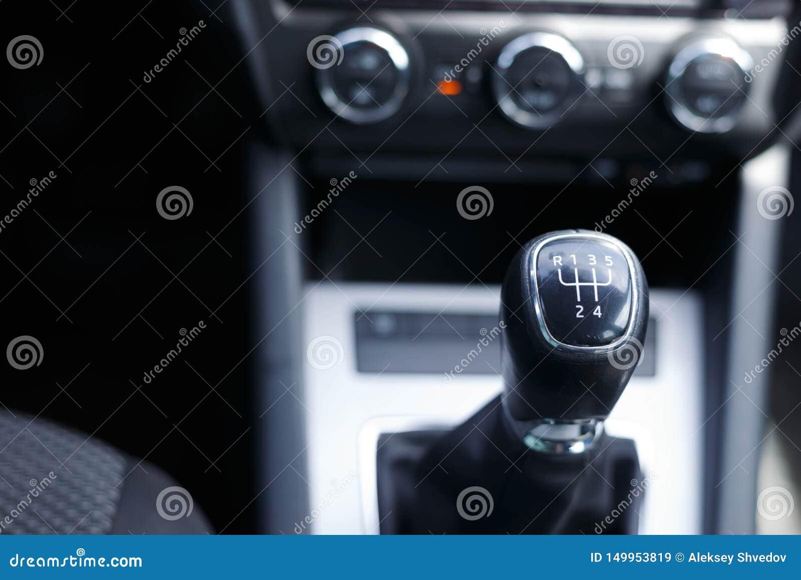 Gearshift dźwignia samochodowy ręczny przekaz