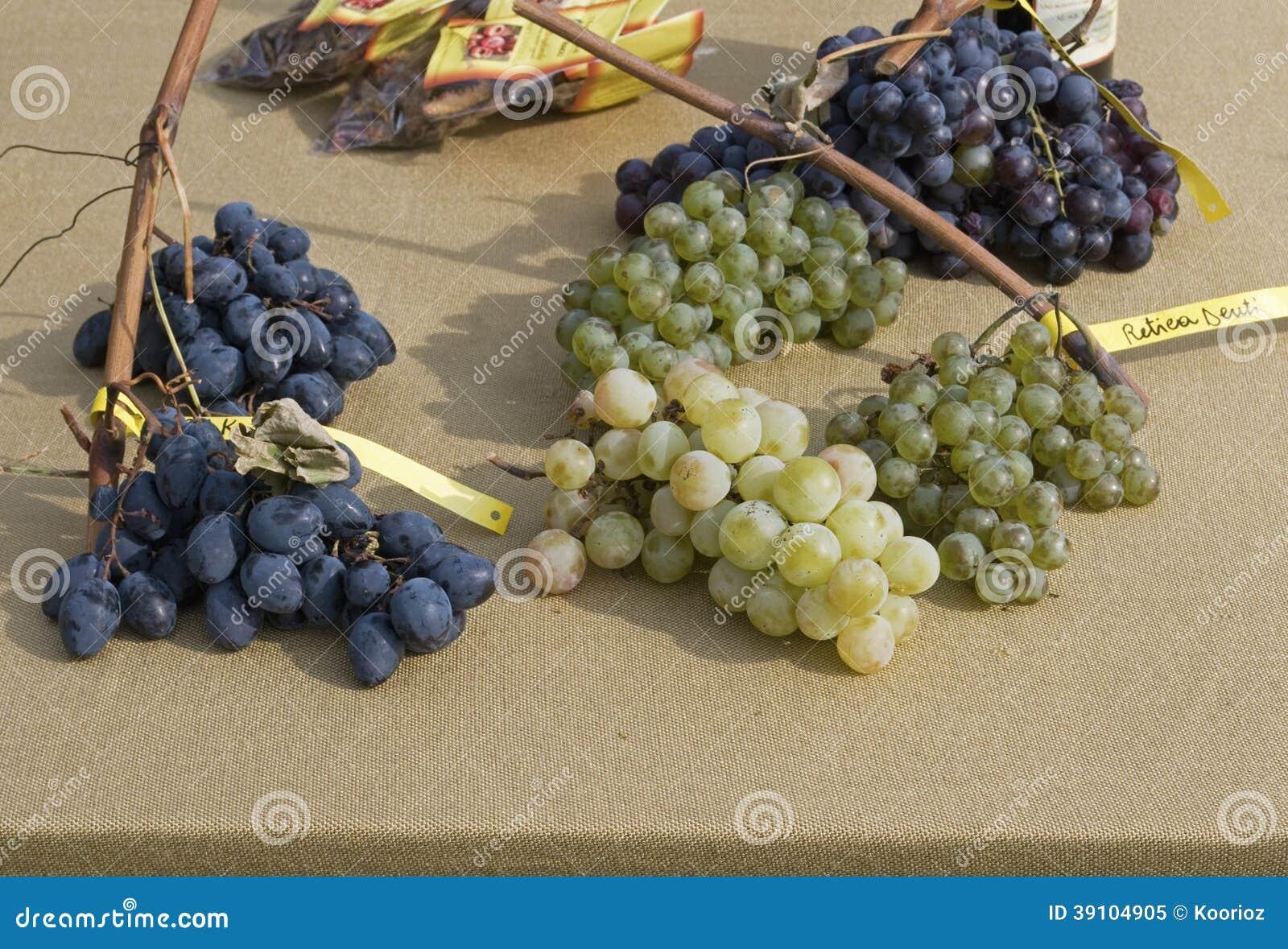 Geassorteerde Druiven