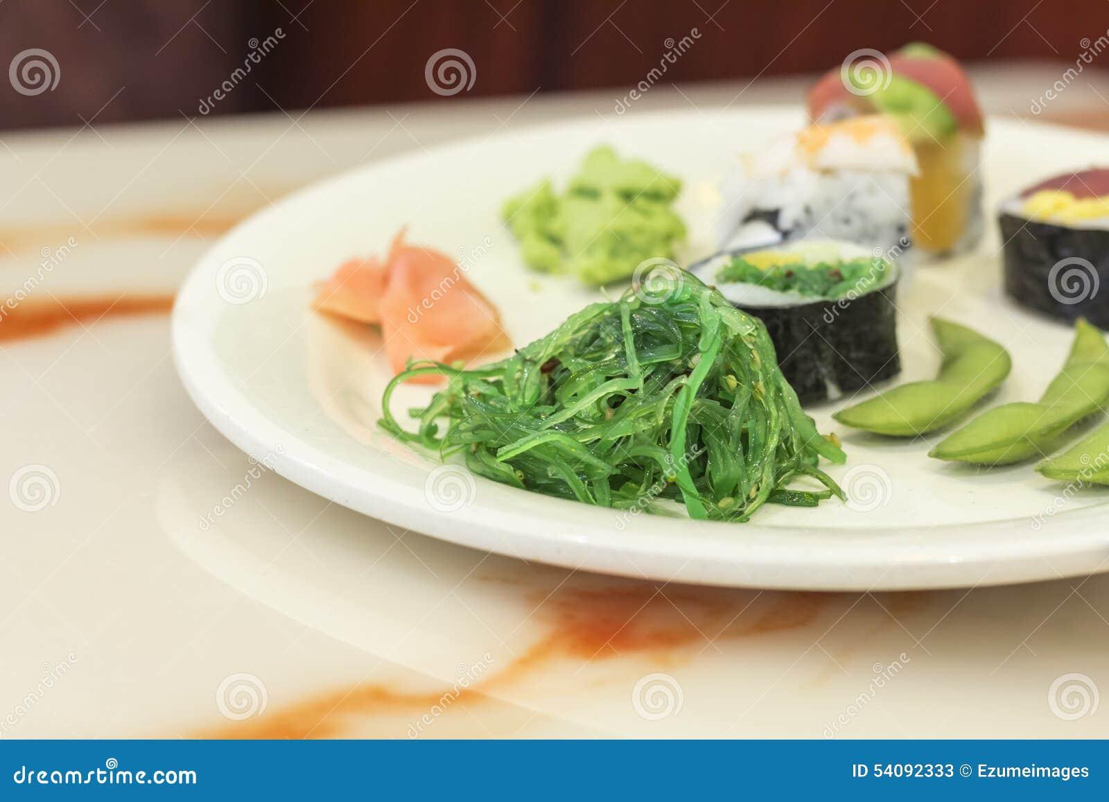 Geassorteerde Sushi
