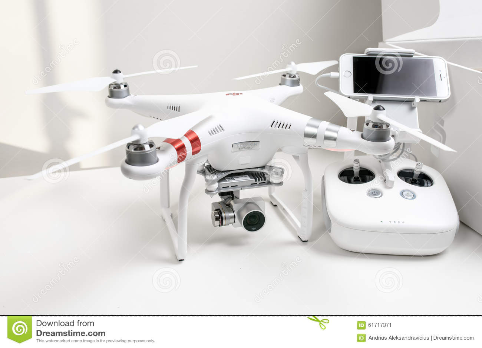 Geavanceerd Spoor 3 van hommel quadrocopter Dji