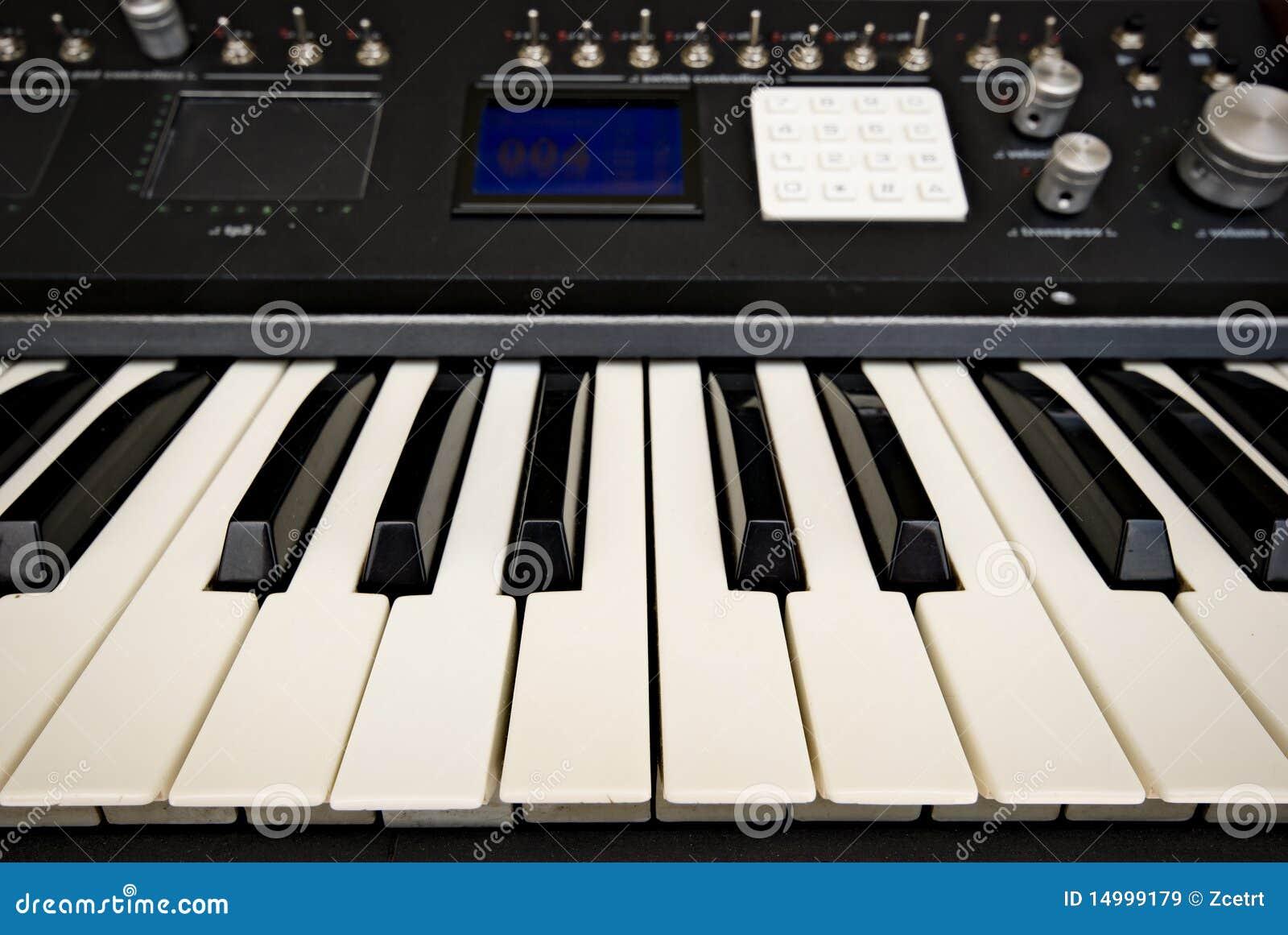 Geavanceerde synthesizer